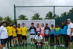Mexico win the North American IC Rod Laver Junior Challenge